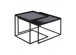 Square Tray Table Set